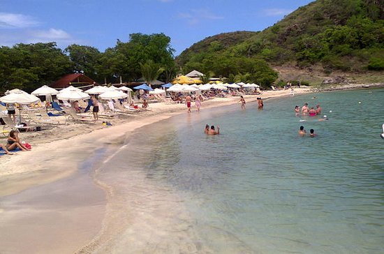 St Kitts Beach Adventure Tour