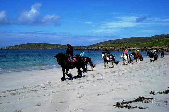 Connemara Beach Horseback Ride Day ...