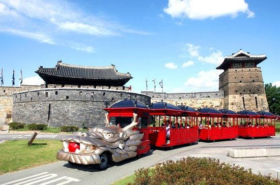 Fortezza di Suwon Hwaseong Fortress e