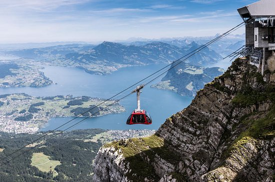 Mt. Pilatus Experience with Gondola ...