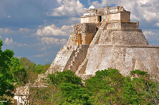 Merida Uxmal and Cacao Plantation Day...