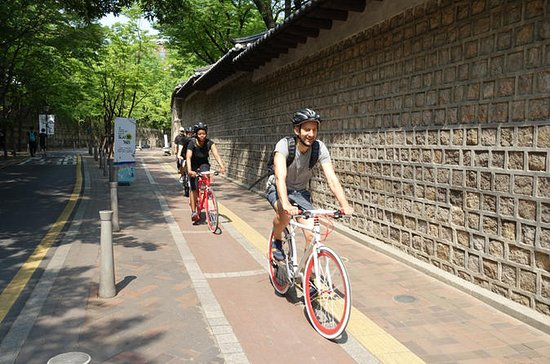 Morning Seoul City Bike Tour