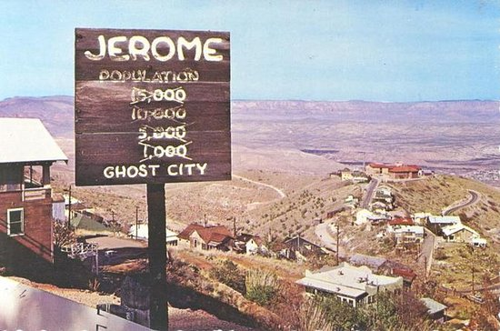 Ultimate Historic Jerome Tour