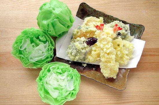 Japanese Replica Food Making ...