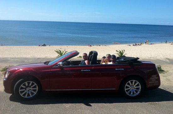 Luxury Convertible Tour to Oahu's ...