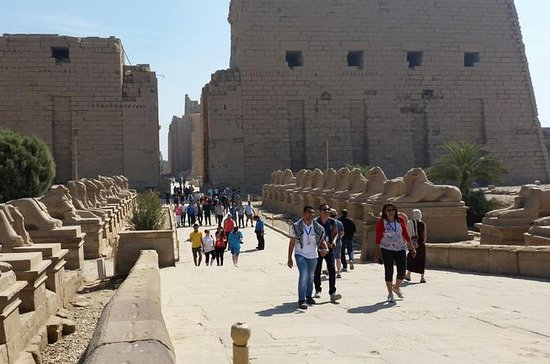 Private Luxor Day Trip From Hurghada