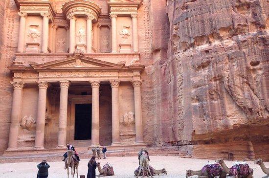 Dagstur till Petra från Eilat