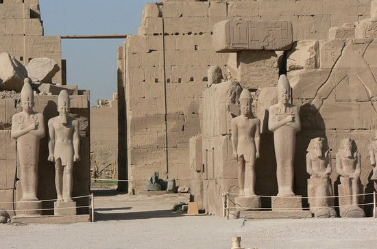 Small Group Day Tour to Luxor from El...