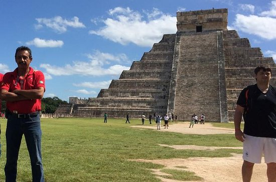 Chichen Itza and Cenote Tour