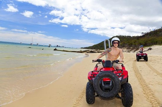 4-Hour Quad ATV Adventure from ...