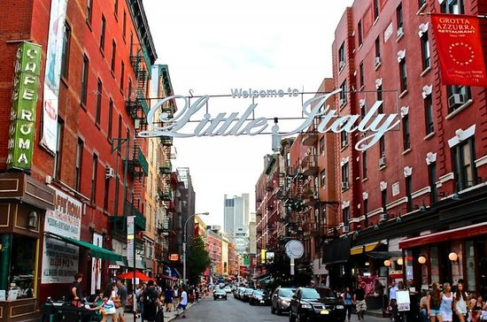 Soho Little Italy Chinatown Private...