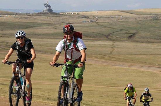 Baga Khentiy Mountainbike-Tagestour