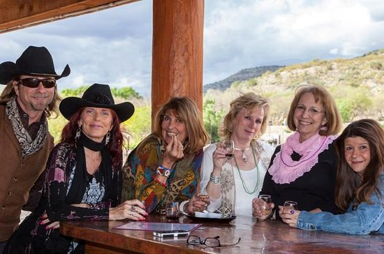 Jerome and Cottonwood Wine and Dine Adventure Half-Day Tour