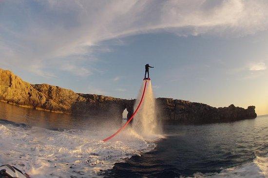Short Flyboard a Minorca