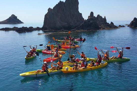 Kayak and Snorkel Tour of Cabo de...