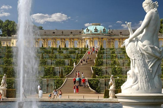 Potsdam with Guided Sanssouci Palace