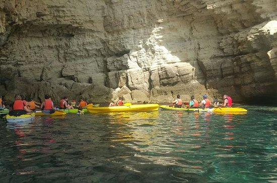 Kayak Tour of The Pirates Route in Cabo de Gata