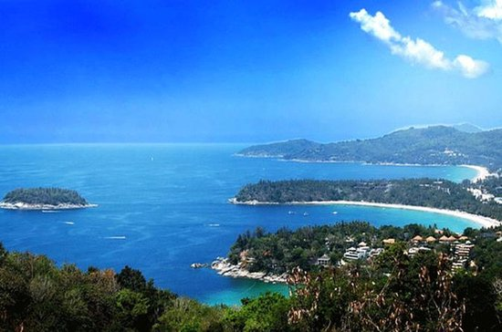 Sightseeing Tour in Phuket