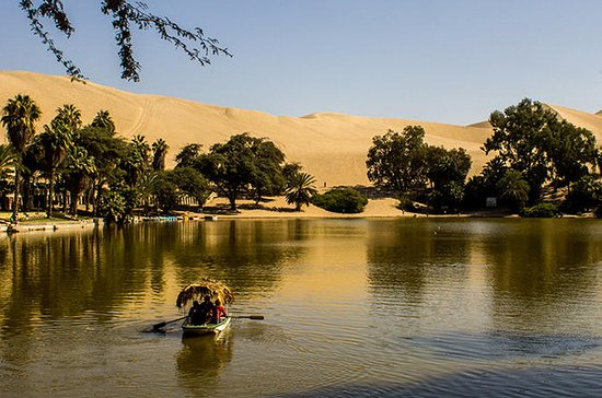 Private Tour to Huacachina from ...