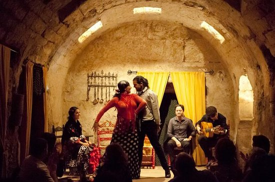 Flamenco Show på Santa Maria Arabian...