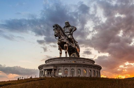 Genghis Khan Statue Complex and...
