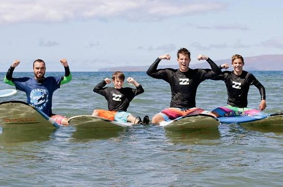 3 Day Surf Camp en Maui