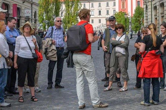 Ljubljana's Attractions and Art...