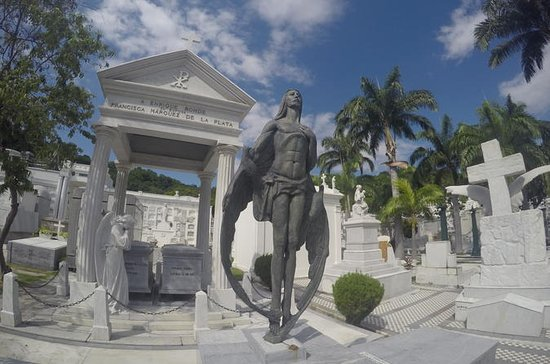 Guayaquil Cemetery Tour