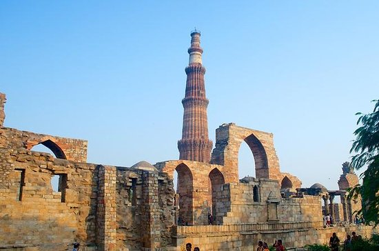 Delhi in a Day Custom Private Tour
