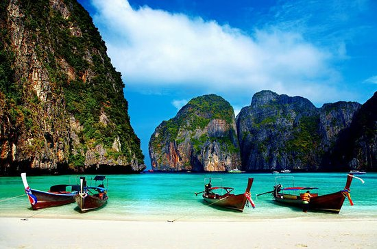 Phi Phi Island Adventure Day Trip by...