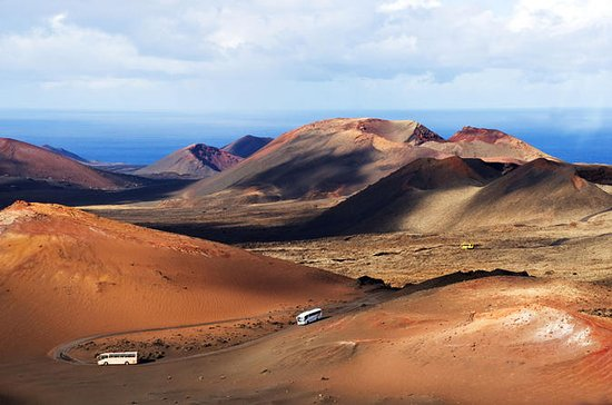 Lanzarote Volcano and Wine Region...