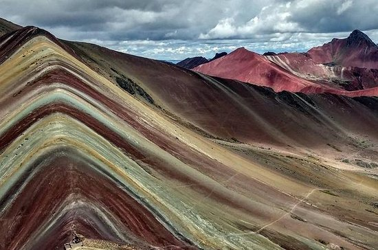 Rainbow Mountain Full Day Tour fra...