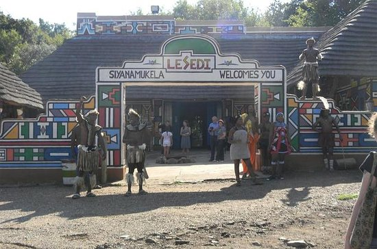 Lesedi Cultural Village Half Day Tour...