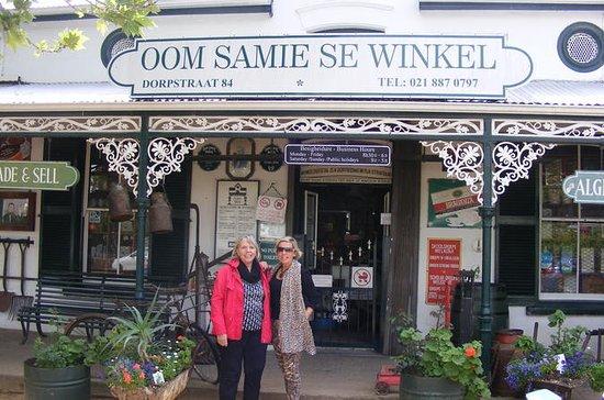 Cape Winelands Guided Trike Tour da...