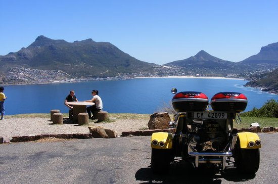 Chapmans Peak Sunset Trike Tour from...