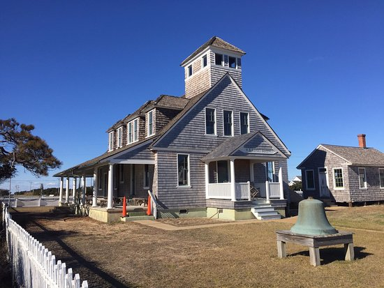 Rodanthe, NC: More fun when it's open