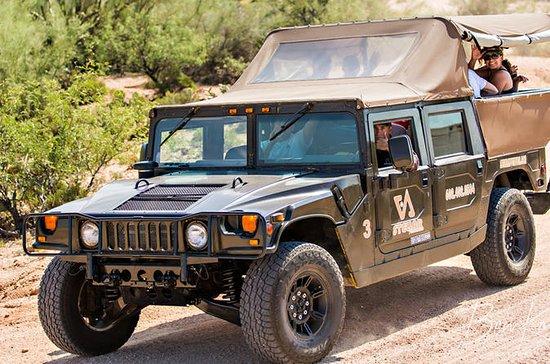 H1 Hummer Adventure fra Phoenix