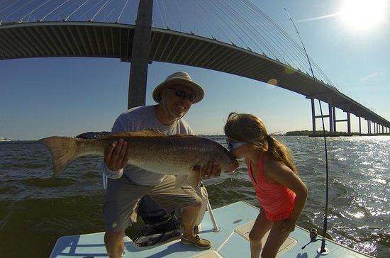 Prive 4-Hour Inshore Fishing Charter ...