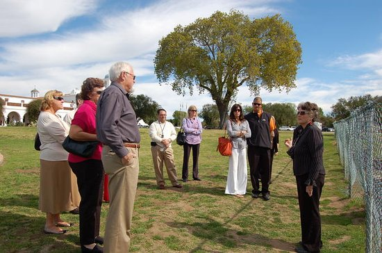 Behind-the-Scenes Tour of Mission San...