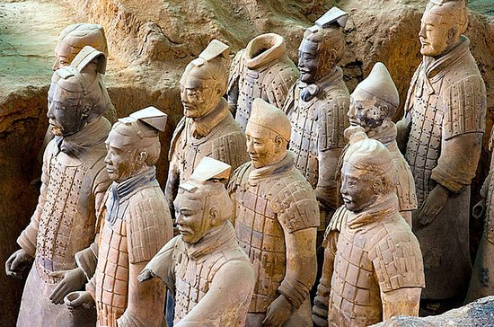 Xi'an Classic Private Full-Day Tour