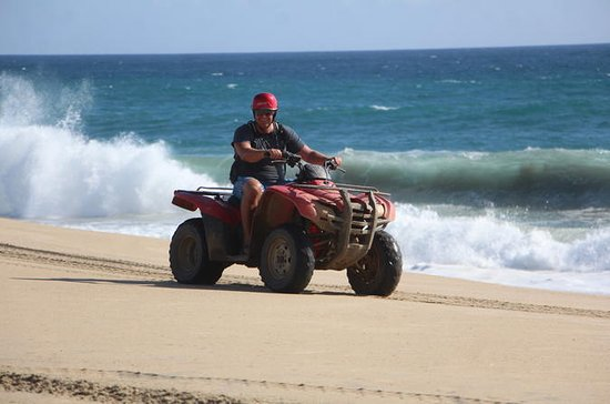 Migriño Beach ATV Tour in Los Cabos