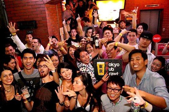 Giro dei pub di Tokyo