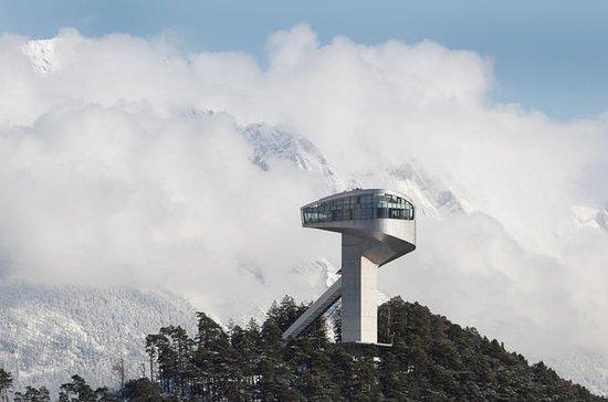 Bergisel Ski Jump Arena Entrance