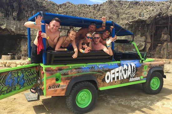 Off-road Adventure Tour of Aruba with...