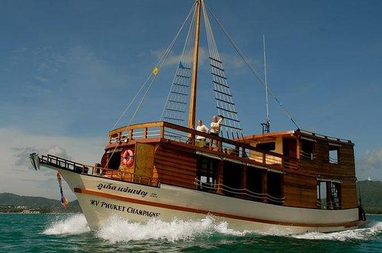 Day Cruise langs Phuket Strender...