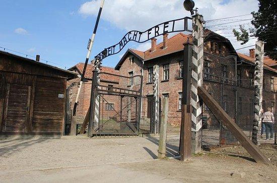 Auschwitz and Birkenau Memorial and...