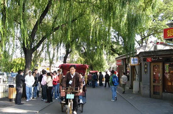 Private Cultural Day Tour: Hutong...