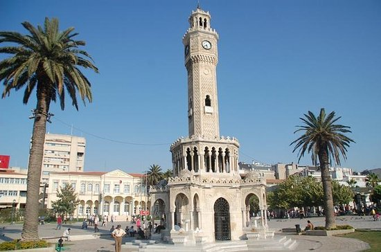 Izmir City Tour with Kordonboyu...