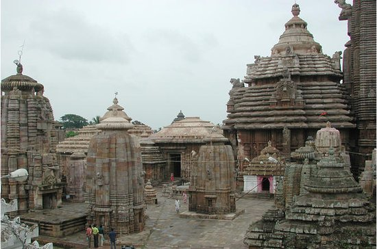 Bhubaneswar Multi-Temple Tour with...