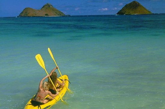 Kayak Rental from Kailua Beach - Full